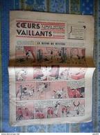 COEURS VAILLANTS 1936 N° 19 LE RAYON DU MYSTERE TINTIN ET MILOU En EXTREME ORIENT HERGE - Tintin
