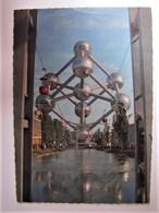 BELGIQUE - BRUXELLES - Expo 58 - L'Atomium - Universal Exhibitions