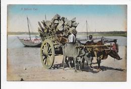 A Bullock Cart - India