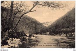 Les Gorges De La Maronne En Amont De La Broquerie. TBE - Francia