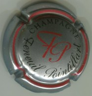 CAPSULE-CHAMPAGNE FENEUIL-POINTILLART N°14 Fond Argent - Champagne