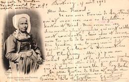 PLAINE VENDEENNE PRES DE FONTENAY - VIEILLE PAYSANNE - Fontenay Le Comte