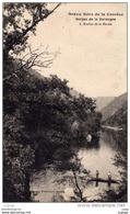 Gorges De La Dordogne  Rocher De La Mariée - Francia