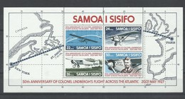 SAMOA  YVERT   H/B  13   MH  * - Samoa Americano