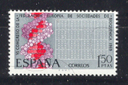 Spain 1969. Bioquimica Ed 1920 (**) - 1961-70 Nuevos & Fijasellos
