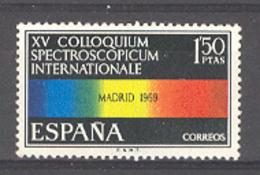 Spain 1969. Spectroscopium Ed 1924 **) - 1961-70 Nuevos & Fijasellos