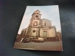 CHIESA EGLISE KIRCHE CHURCH S. ANTONIO ABATE BAROCCO CASTIGLIONE DI SICILIA AUTO CAR - Chiese E Cattedrali