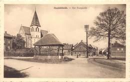 Limburg Opglabbeek  Het Dorpzicht  Kerk Kiosk      M 1470 - Opglabbeek