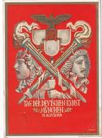 ALLEMAGNE 1939    ENTIER POSTAL/GANZSACHE/POSTAL STATIONERY CARTE DE MÜNCHEN - Ganzsachen