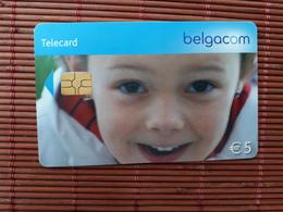 Phonecard Child  Used - Belgique