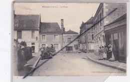 Gizeux (37) La Place - Frankreich