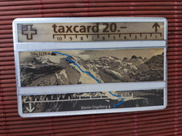 Phonecard Zwitserland 401 D Used - Suisse