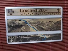 Phonecard Zwitserland 401 D Used - Schweiz