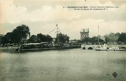 Rochefort Sur Mer * Grande Semaine Maritime 1909 * Entrée Du Bassin De Commerce Numéro 3 - Rochefort