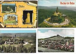 57 - Lot De 7 Cartes Postales Différentes De DABO ( Moselle ) - Scannées - Cartoline