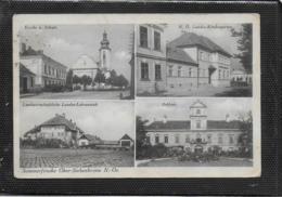 AK 0376  Ober-Siebenbrunn ( Obersiebenbrunn ) - Verlag Kantner Um 1936 - Gänserndorf