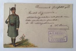 30021 Soldato Anno 1901 - Regimente