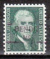 USA Precancel Vorausentwertung Preo, Locals Mississipi, Benoit 835,5 - Vereinigte Staaten