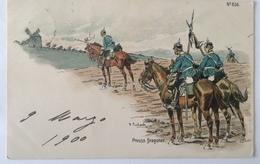 30023 Soldati - Anno 1900 - Regiments