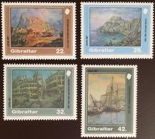 Gibraltar 1991 Paintings MNH - Gibilterra