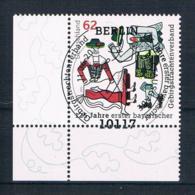 BRD/Bund 2015 Mi.Nr. 3159 Ecke Gestempelt - [7] Federal Republic