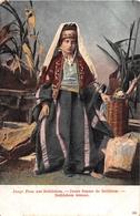 ¤¤  -  ISRAËL   -  Jeune Femme De BETHLEHEM    -   Judaïca       -   ¤¤ - Israel