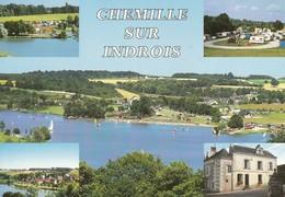 CHEMILLE SUR INDROIS (grand Format) - Sonstige Gemeinden