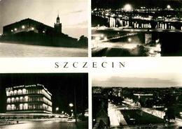 72814193 Szczecin_Stettin Zamek Ksiqzat Pomorskich Restauracja Kaskada Port Na O - Polen