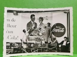Photo Original, Luxembourg Publicité Coca-Cola. 10x7 - Other