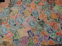 Vrac + 1000 Timbres FRANCE - Postzegels