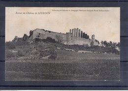 71. Ruines Du Château De Lourdon - France