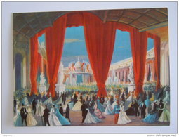 Chromo Victoria Expo 58 Expositions Tentoonstellingen 17 Exposition De Paris 1867 Tentoonstelling Van Parijs 1867 - Victoria