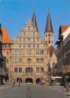 Braunschweig Gewandhaus Renaissance Giebel Ostfassade, Turmne Von St Martini - Braunschweig