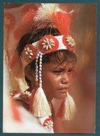 Jeune Polynésien - Polynésie Française
