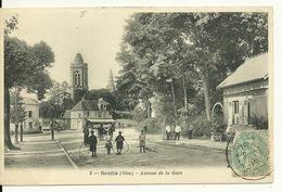60 - SENLIS / AVENUE DE LA GARE - Senlis