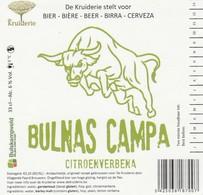 Etiket   Vliegend Paard - Bière