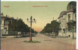 ROUMANIE - POLESTI - Bulevardul Spre Oras - Rumänien