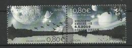 Finland 2009 Europa Astronomy Pair Y.T. 1934/1935 (0) - Finlande