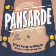 Etiket     Pansarde - Bière