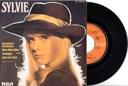 RARE EP DE SYLVIE VARTAN QUI CHANTE EN ITALIEN - BUONASERA + 3 - 1969 - EXCELLENT ETAT - - Collector's Editions