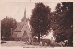 Vieilles Maisons : L'Eglise - France