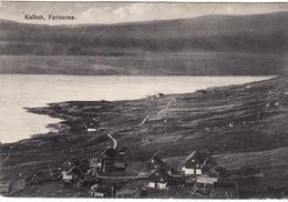 DANMARK KALBAK FAEROERNE - Danemark