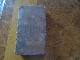 Oeuvres De Nicolas.- BOILEAU DESPREAUX-1735 -Tome 1 - Libros, Revistas, Cómics