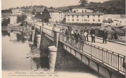 *** 64  ***  BEHOBIE  Le Pont International Franco Espagnol  Neuve Excellent étta - Béhobie