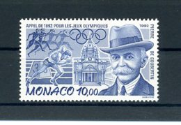 A23506)Olympia 92: Monaco 2098** - Sommer 1992: Barcelone