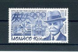 A23506)Olympia 92: Monaco 2098** - Ete 1992: Barcelone