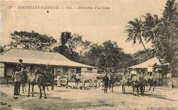 NOUVELLE CALEDONIE  VOH  Habitation D'un Colon - New Caledonia
