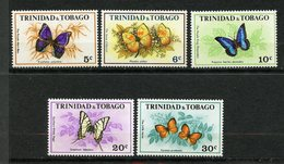 Trinité Et Tobago, Yvert 297/302**, Scott 210/215**, SG 407/412**, MNH - Trinité & Tobago (1962-...)
