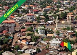 Guinea Conakry Aerial View New Postcard - Guinea