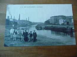 93 - Saint Denis Le Canal - Saint Denis